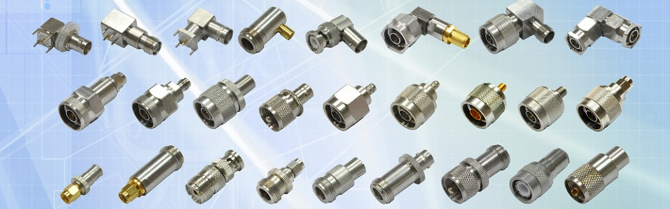 RF Connectors_and_Adaptors